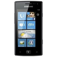 Samsung GT-I8350 Omnia W 8GB Locked