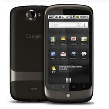 HTC Google Nexus One Unlocked